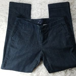 Gap Stretched Crop Jeans